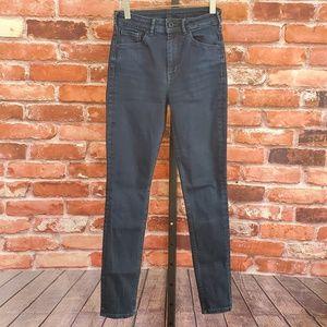 Scotch & Soda Haut High Rise Skinny Jean
